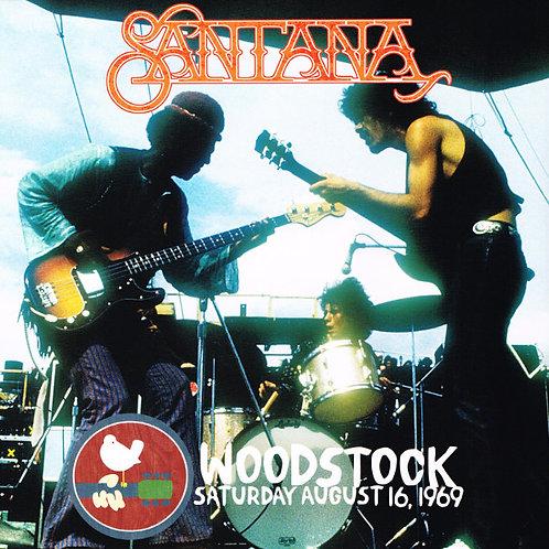 Santana - Woodstock - Saturday, August 16th, 1969 (RSD)