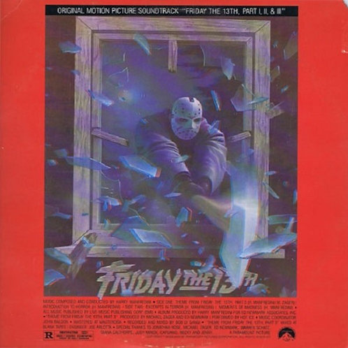 Harry Manfredini - Friday The 13th, Part I, II, & III (Original Motion Picture S