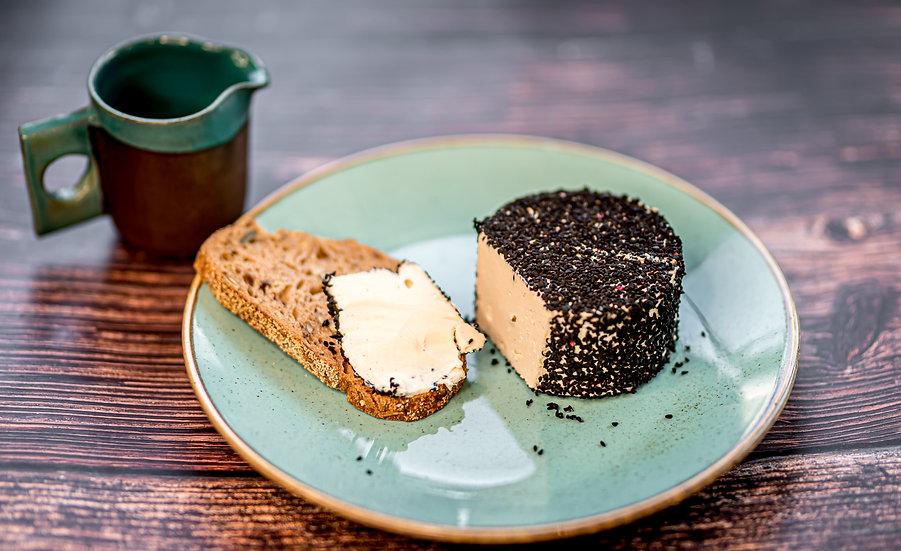 גבינת קשיו חצי קשה - קצח