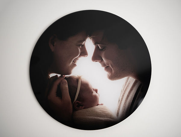 Framed images by Specialist Hull Newborn
