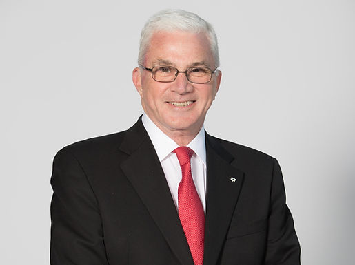 Thomas S. Caldwell, C.M., Chairman & CEO, Urbana Corporation