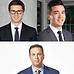 Kyle Dubas, GM Toronto Maple Leafs and Bobby Webster, GM Toronto Raptors with Elliotte Friedman