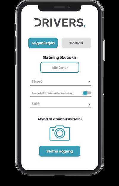 Bílstjóri - Nýr aðgangur.png