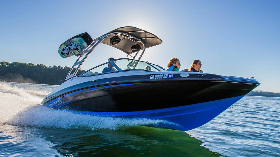 19ft - 24ft 2017 Yamaha AR Jet boats