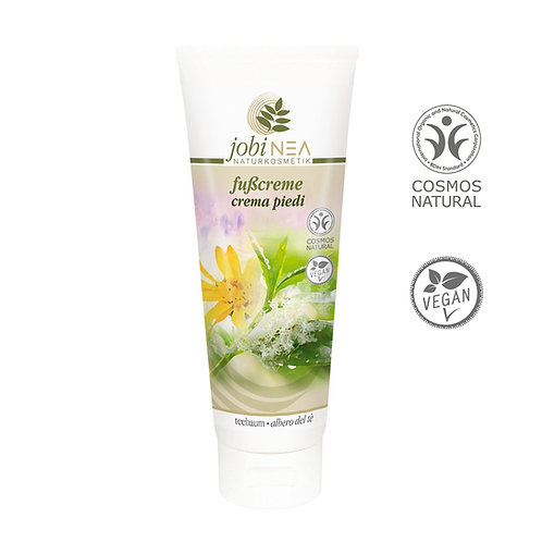 Tea tree foot cream
