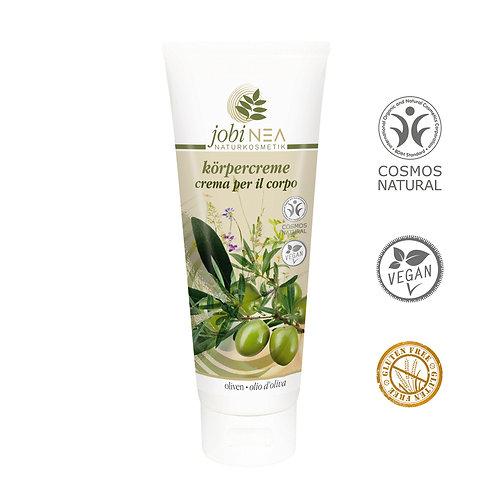 Körpercreme Oliven