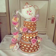 Teapot cascade