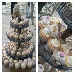 Lashings and lashings of cupcakes