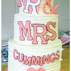 Mr and Mrs Cummings