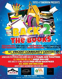 back 2 the books 2020