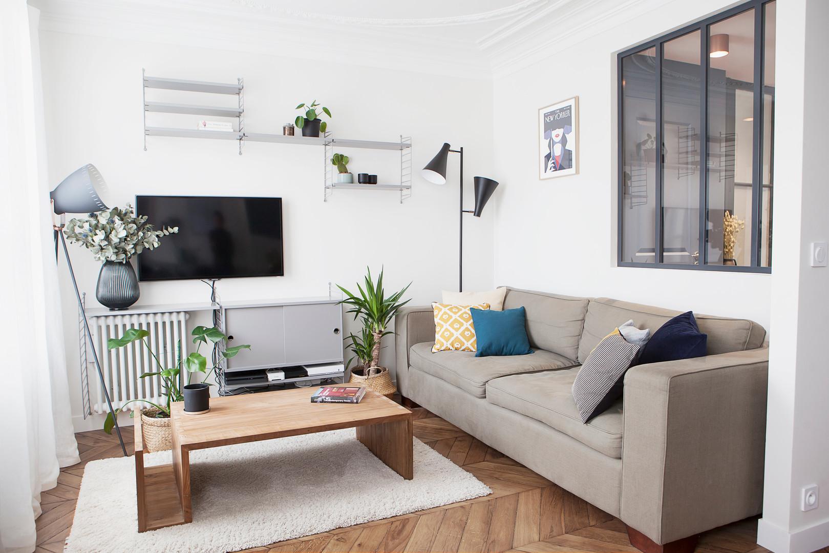 Appartement Saussier Leroy