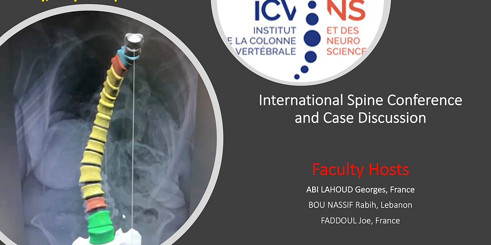 Third International Spine Conference and Case Discussion
