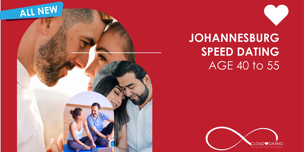 Johannesburg, Speed Dating Age 40 to 55