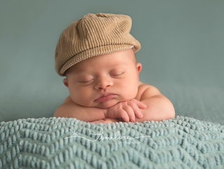 Lynn Haven Newborn Photographer | Vincent