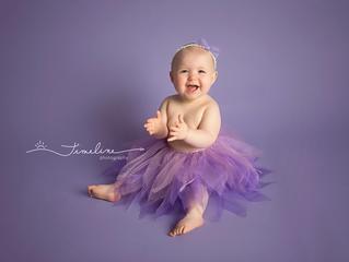 Wewahitchka Baby Photographer | Erin's Cake Smash