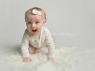 Panama City Beach Infant Photographer | Peyton