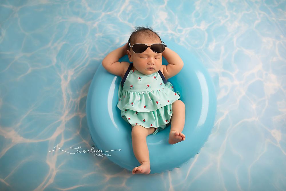 Panama City Beach Newborn Photographer