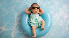 Panama City Beach Newborn Photographer | Sena