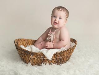 Panama City Beach Infant Photographer | Piper