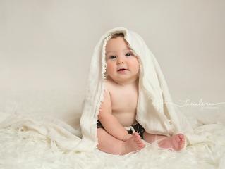 Lynn Haven Infant Photographer | Michael James