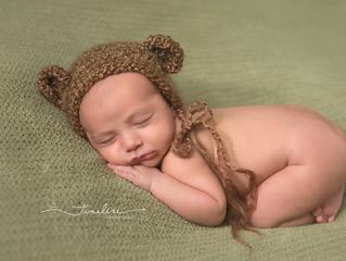 Callaway Newborn Photographer | Zaiden