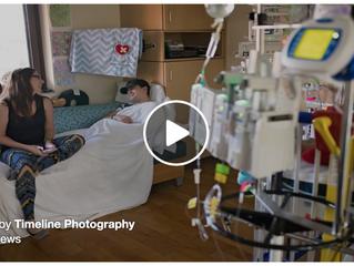 Vincent's Hospital Stay