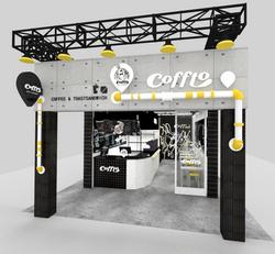 coffto咖啡店面設計