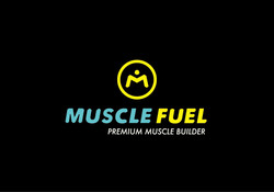 muscle fuel蛋白粉品牌形象規劃