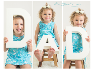 Panama City Child Photographer | Father's Day Session