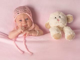 Lynn Haven Newborn Photographer | Marina