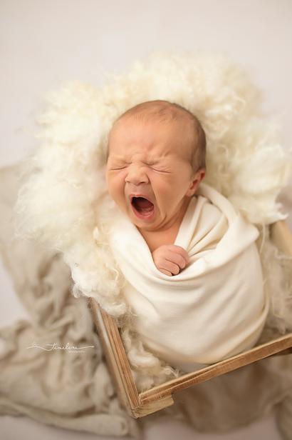 Timeline Photography Newborn Session