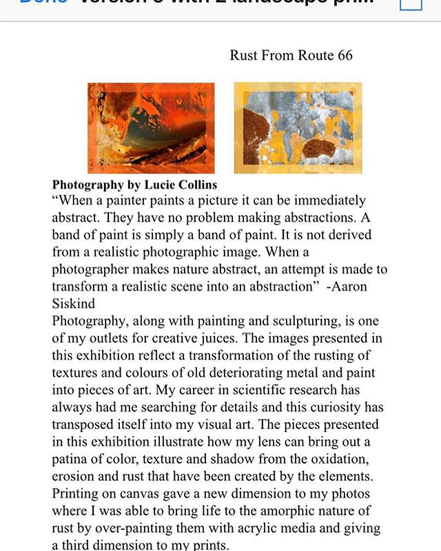 Check out #exhibition of photography art