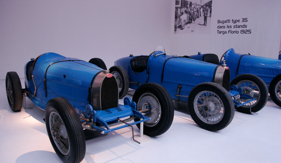 Schlumpf car collection in France