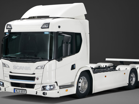 SCANIA LAUNCHED ITS FULLY ELECTRIC TRUCK WITH THE RANGE OF 250 KM | Automotive News | Auto Reporter