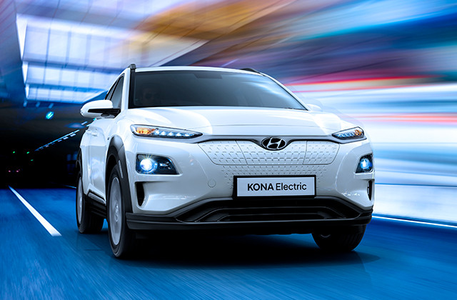 Hyundai KONA: India's first all-electric SUV