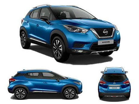 NISSAN'S Kicks BS6 SUV DISCOUNTS UP TO RS. 75000 IN SEPTEMBER   Automotive News   Auto Reporter