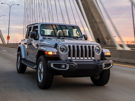 GAS-ELECTRIC JEEP WRANGLER 4XE WILL COME IN THE MARKET NEXT YEAR   Automotive News   Auto Reporter