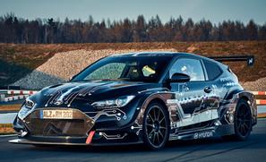 HYUNDAI REVEALED THE RM20E ELECTRIC SPORTS CAR | CARS NEWS | AUTO REPORTER