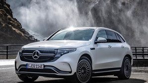 MERCEDES-BENZ INDIA ANNOUNCED LAUNCH DATE OF EQC ELECTRIC CAR IN INDIA   EV NEWS   AUTO REPORTER