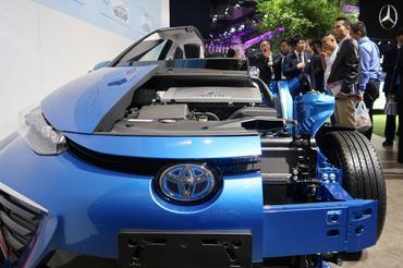HYDROGEN VEHICLE | Automotive News | Auto Reporter