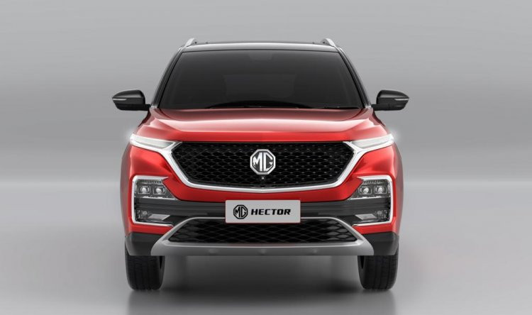 MG MOTORS INDIA INTRODUCED MG HECTOR'S DUAL TONE VARIANT, STARTS FROM ₹ 16.84 LAKH | AUTOMOTIVE NEWS | AUTO REPORTER