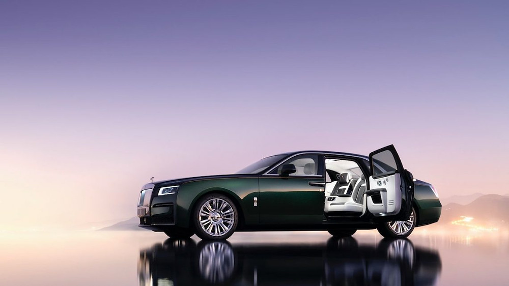 ROLLS ROYCE GHOST | CARS NEWS | AUTO REPORTER