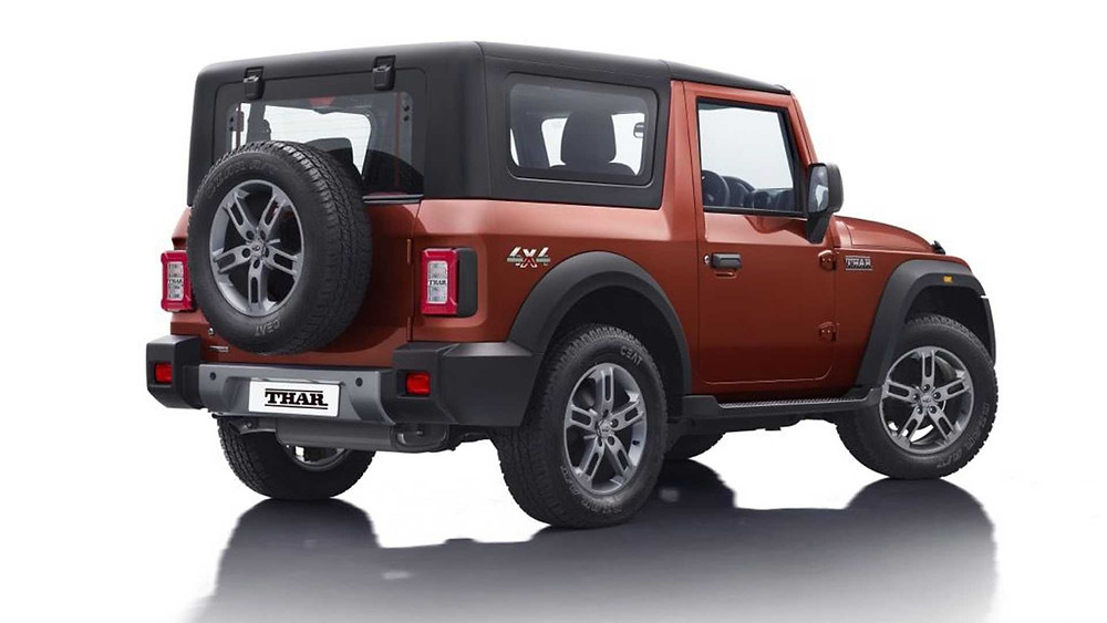 MAHINDRA THAR 2020 | CARS NEWS | AUTO REPORTER