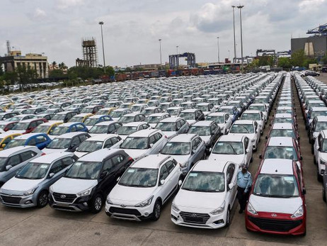 PASSENGER VEHICLE SALES INCREASES TO DOUBLE DIGITS | Automotive News | Auto Reporter