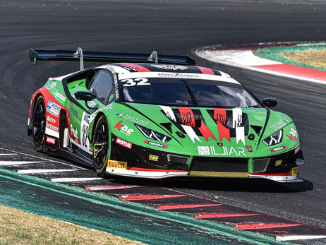 LAMBORGHINI SECURES ONE-TWO FINISH IN PENULTIMATE ITALIAN GT ENDURANCE ROUND|RACE NEWS|AUTO REPORTER