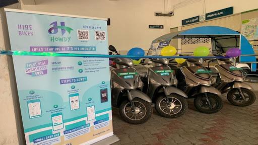 CHENNAI METRO RAIL STARTED E-BIKE SERVICE AT 3 METRO RAIL STATION AUTO INDUSTRY NEWS | AUTO REPORTER