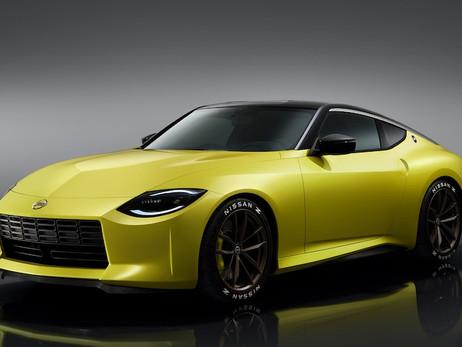 NISSAN UNVEILED THE Z PROTO   Automotive News   Auto Reporter