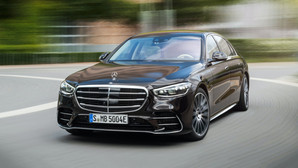 LUXURIOUS MERCEDES S-CLASS UNVEILED   Automotive News   Auto Reporter