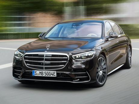 LUXURIOUS MERCEDES S-CLASS UNVEILED | Automotive News | Auto Reporter