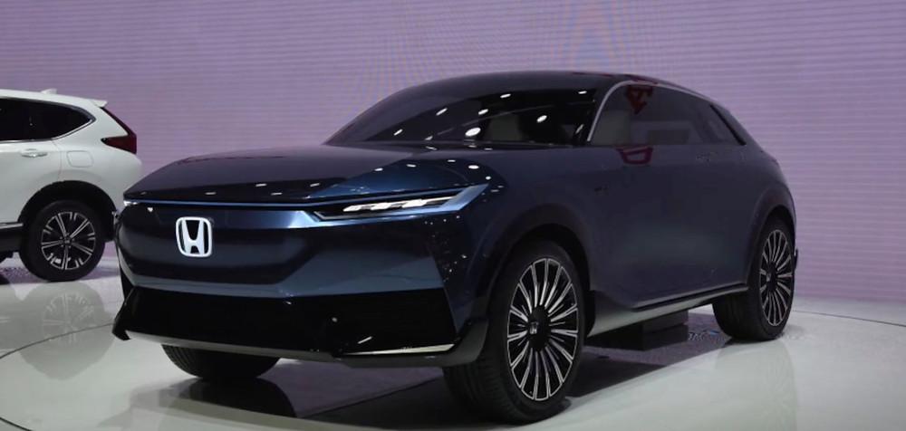HONDA SUV E: CONCEPT   CAR NEWS   AUTO REPORTER